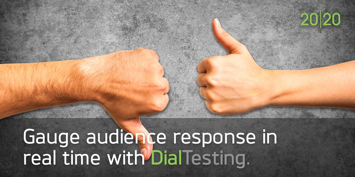 Dial Testing